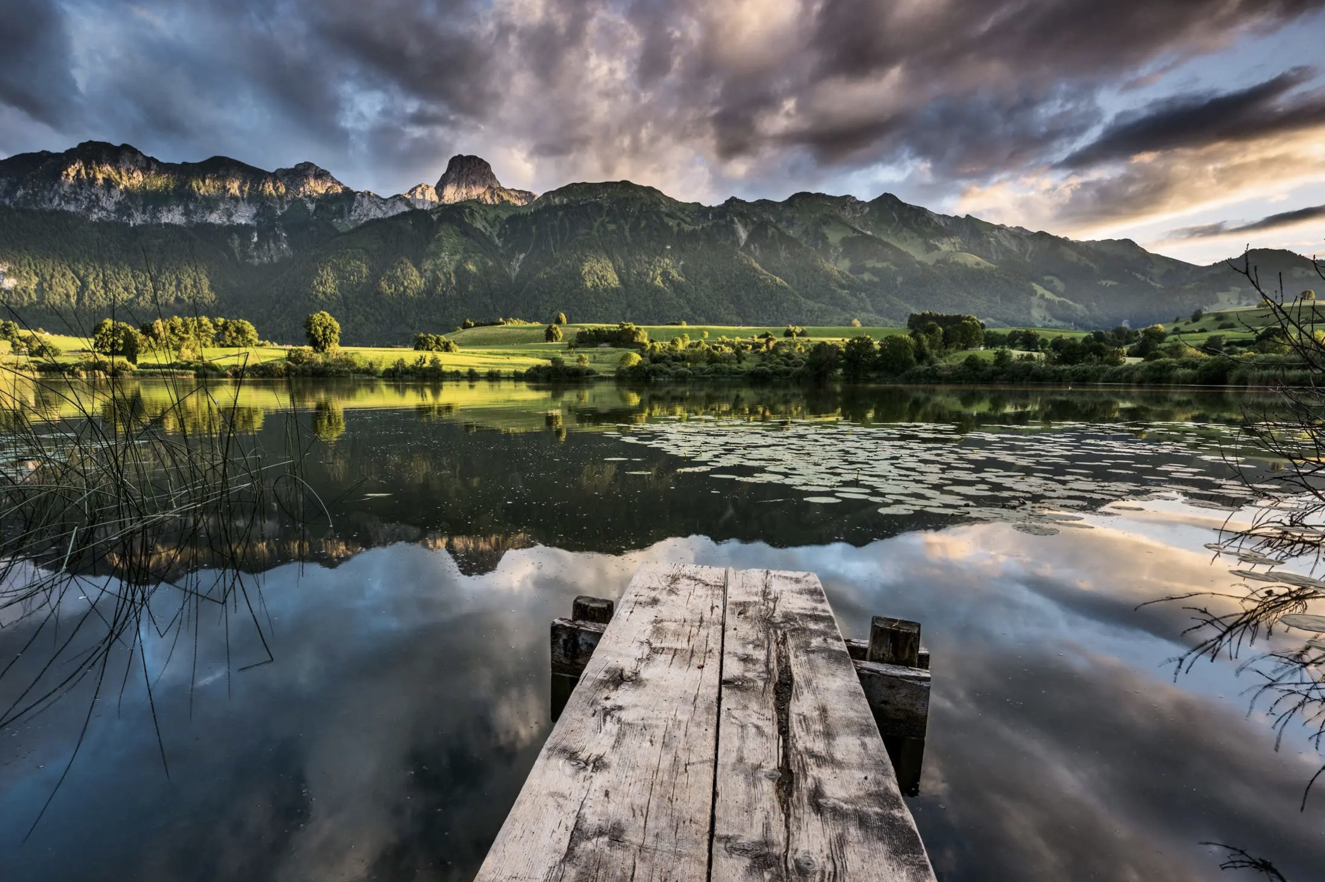 Berner Oberland_Moränenseeroute